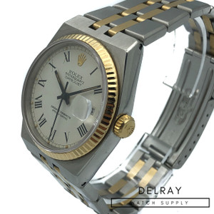 Rolex Datejust Oysterquartz *Buckley Dial*