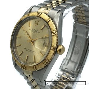 Rolex Vintage Datejust 1625 Turn-O-Graph