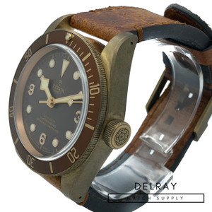 Tudor Black Bay Bronze *2018 Warranty Card*