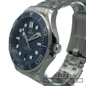 Omega Seamaster Professional *New Blue Wave Dial*