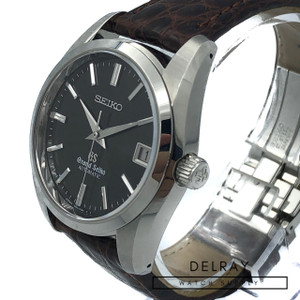 Grand Seiko SBGR089 *Brown Textured Dial*