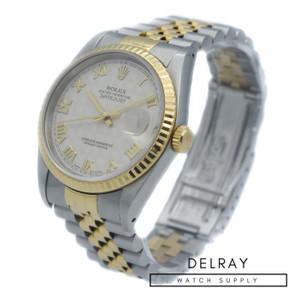 Rolex Datejust 16233 Pyramid Dial