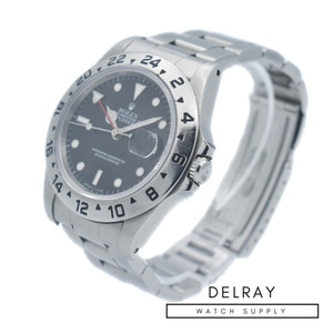 Rolex Explorer II 16570 Black Dial 9