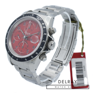 Tudor Tiger Prince Chronograph Red Dial 79260P *ON SPECIAL*
