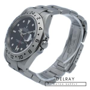 Rolex Explorer II 16570 Black Dial 8