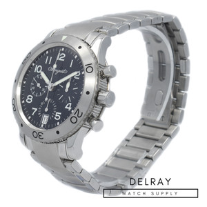 Breguet Type XX Transatlantique on Bracelet