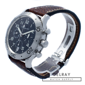 Breguet Type XX Transatlantique on Strap