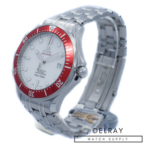 Omega Seamaster Olympic Edition Vancouver *Limited Edition* *UNWORN*