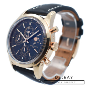 Breitling Transocean Chronograph 1461 18K Rose Gold