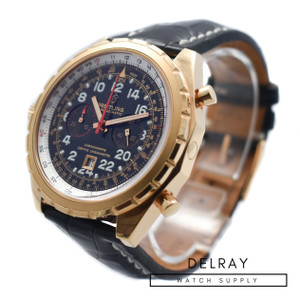 Breitling Chronomatic 18K Rose Gold *Limited Edition*