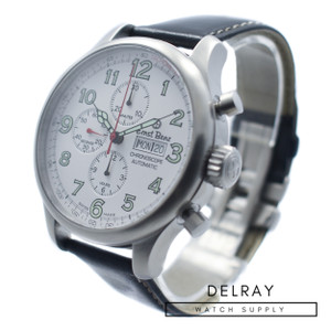 Ernst Benz Chronoscope Chronograph White Dial