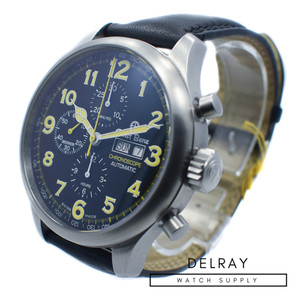Ernst Benz Chronoscope Chronograph Black Dial *ON SPECIAL*