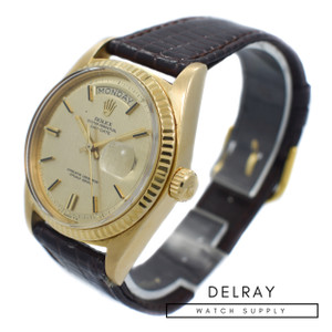Rolex Day Date 1803 Linen Dial *ON SPECIAL*