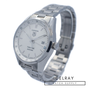 Tag Heuer Carrera Twin Time GMT *ON SPECIAL*
