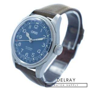 Oris Big Crown Pointer Date Blue Dial