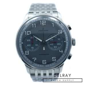 Junghans Meister Driver Chronograph