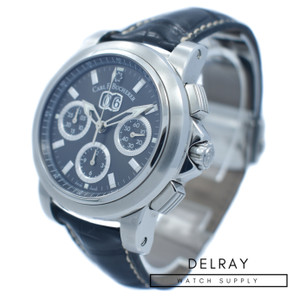 Carl F. Bucherer Carl F. Patravi Big Date Chronograph