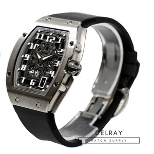 Richard Mille RM67 Extra Flat White Gold *UNWORN*