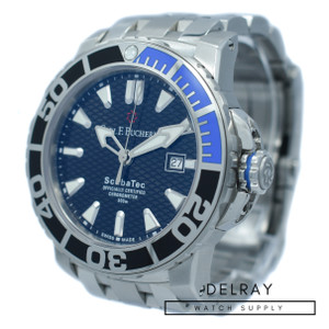 Carl F Bucherer Carl F. Patravi Scubatec *ON SPECIAL*