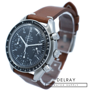 Omega Speedmaster Reduced On Strap