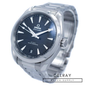 Omega Seamaster Aqua Terra *2019 Box and Papers*