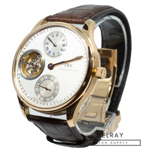 IWC Portuguese Regulator Tourbillon *UNWORN* *Limited Edition*