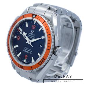 Omega Seamaster Planet Ocean XL Orange