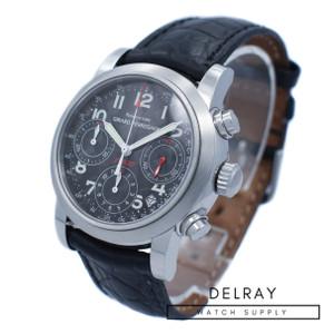 Girard Perregaux F300 Chronograph Carbon Dial