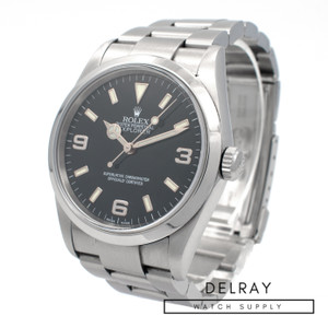 Rolex Explorer 114270 F Serial