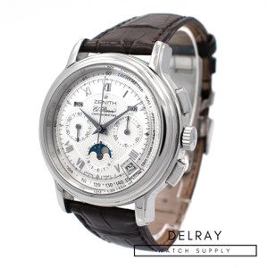 Zenith El Primero Chronomaster Triple Calendar *Box and Papers*