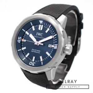 IWC Aquatimer Jacques Cousteau Blue Dial *Limited Edition*