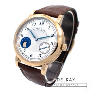 A. Lange & Sohne 1815 Moonphase Honey Gold *Limited Edition*