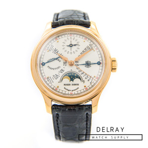 Roger Dubuis Hommage Perpetual Calendar Retrograde *Limited Edition*