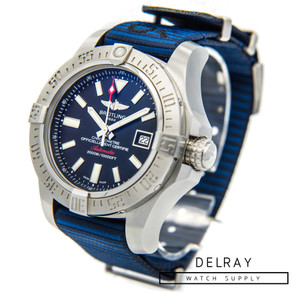 Breitling Avenger II Seawolf *2019 Box and Papers*