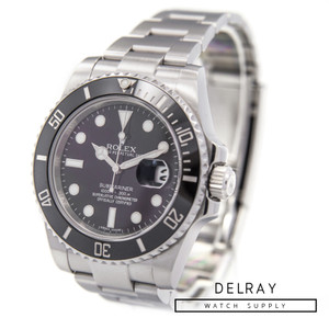 Rolex Submariner Date 116610LN *Mint*