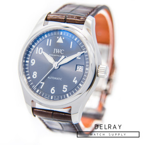 IWC Pilot 36 Silver Dial *UNWORN* *ON SPECIAL*