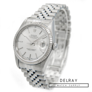 Rolex Datejust 16234 *Y Serial Box and Papers*