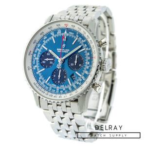 Breitling Navitimer 1 Blue Dial