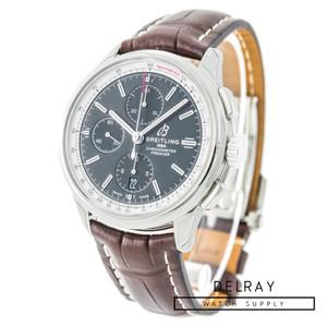 Breitling Premier Chronograph Black Dial *UNWORN*