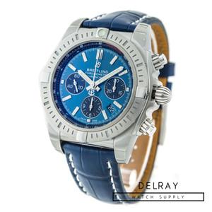 Breitling Chronomat B01 Blue Dial *UNWORN*