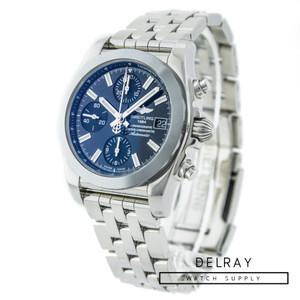 Breitling Chronomat on Bracelet