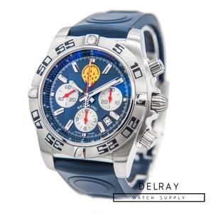 Breitling Chronomat 44 Patrouille de France Blue Dial *Limited Edition*