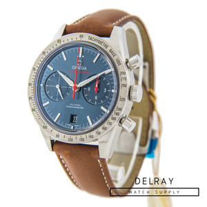 Omega Speedmaster 57 Co-Axial Blue Dial *UNWORN*