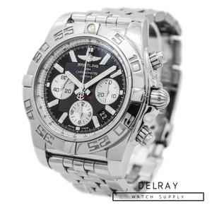 Breitling Chronomat B01 Black Dial
