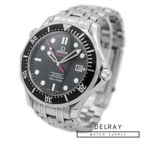 Omega Seamaster Co-Axial Jamex Bond 007 *Limited Edition*