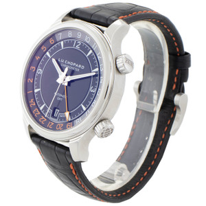 Chopard L.U.C GMT One Black Dial