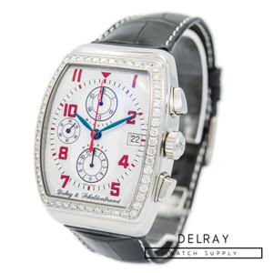 Dubey and Schaldenbrand Chronograph Tempo Diamonds *Limited Edition* *UNWORN*