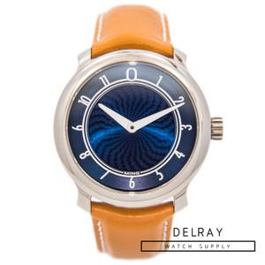Ming 17.01 Blue Dial