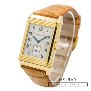 Jaeger LeCoultre Reverso Duoface Yellow Gold
