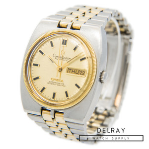 Vintage Omega Constellation Two Tone *ON SPECIAL*